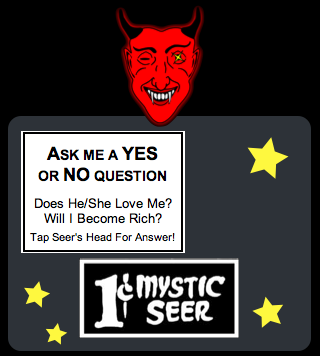Mystic Seer Screenshot