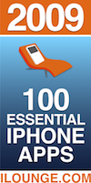 iLounge top 100 essential apps